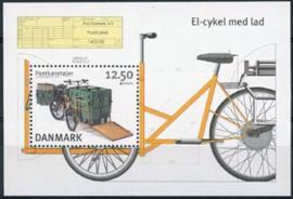 Denemarken, michel blok 50, xx