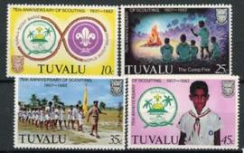 Tuvalu, michel 166/69, xx