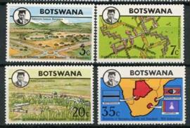 Botswana, michel 106/09, xx