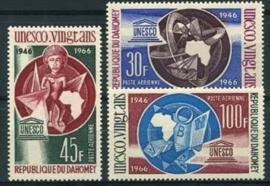 Dahomey, michel 290/92, xx