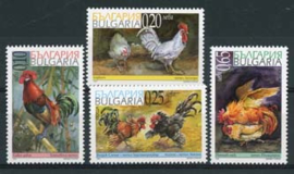 Bulgarije, michel 4563/66, xx