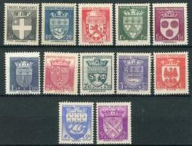 Frankrijk, michel 564/75, x