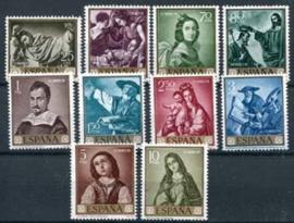 Spanje, michel 1304/13, xx