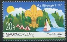 Hongarije, michel 4447, xx