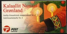 Groenland, michel mh met 344/45, xx