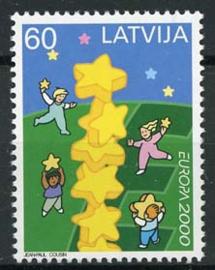 Letland, michel 519, xx