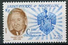 St.Pierre, michel 584, xx