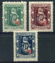 Joegoslavie, michel 539/41, xx