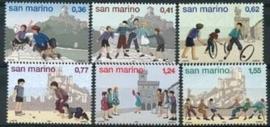 San Marino , michel 2113/18 , xx