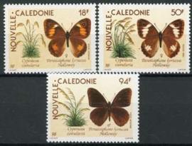 N.Caledonie, michel 867/69, xx