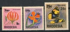 Rhodesie, michel 172/74, xx