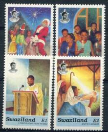 Swaziland, michel 598/01, xx