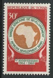Tchad, michel 280, xx