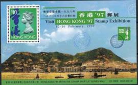 Hong Kong, michel blok 38, xx