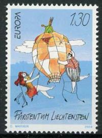 Liechtenstein, michel 1340, xx