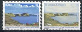 Antarctica Fr., michel 780/81, xx