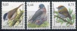 Belgie, obp 3389-91 , xx