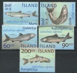 IJsland, michel 1012/16 , xx