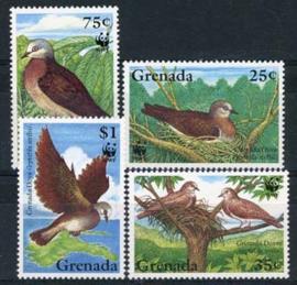 Grenada, michel 2858/61, xx