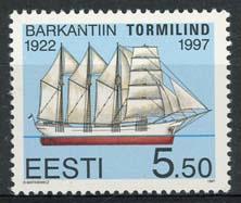 Estland, michel 309, xx