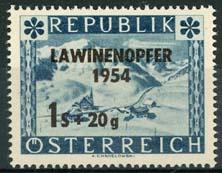Oostenrijk, michel 998, xx