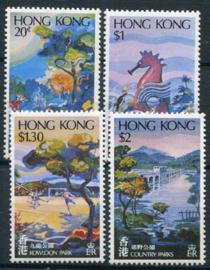 Hong Kong, michel 364/67, xx