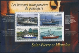 St.Pierre, michel blok 9, xx