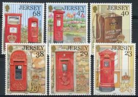 Jersey, michel 1055/60, xx