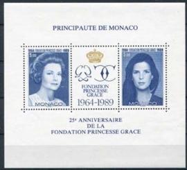 Monaco , michel blok 46 , xx