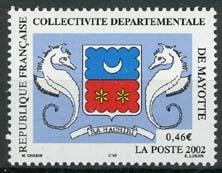 Mayotte, michel 126, xx