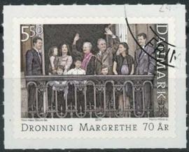 Denemarken, michel 1568, o