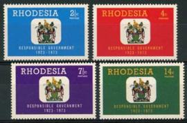 Rhodesie, michel 135/38, xx