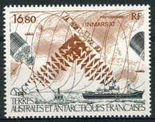 Antarctica Fr., michel 230, xx
