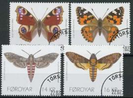 Faroer, michel 691/94, o