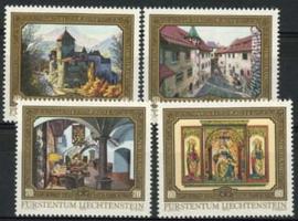 Liechtenstein, michel 706/09, xx