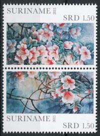 Suriname Rep., michel 2507/08, xx