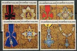 Thailand, michel 1283/90, xx