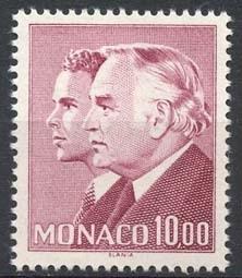 Monaco , michel 1744, xx
