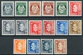 Noorwegen, michel 353/68, xx