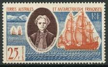 Antarctica Fr., michel 23, xx