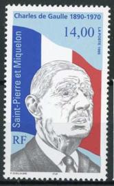 St.Pierre, michel 701, xx
