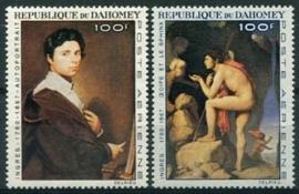 Dahomey, michel 307/08, xx