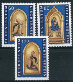 Liechtenstein, michel 1120/22, xx
