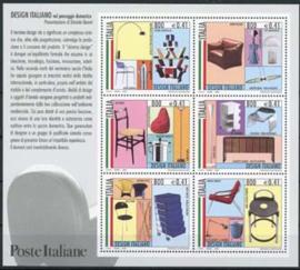 Italie, michel blok 22, xx