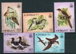 Kiribati, michel D 16/20, xx