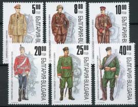 Bulgarije, michel 4216/21, xx