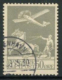 Denemarken, michel 181, o