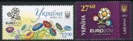 Ukraine, michel 1245/46, xx