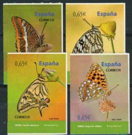 Spanje, michel 4573/76, xx