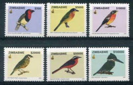 Zimbabwe, michel 802/07, xx